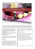 The MIMI®-Flapless Concept: Easy and Gentle